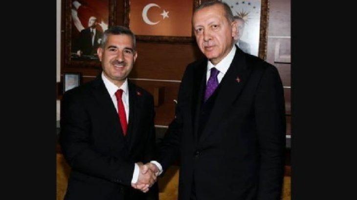Gri pasaport skandalıyla gündeme gelen AKP'li başkan muhalefeti suçladı
