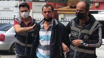Eşini bıçaklayarak öldüren Faruk Yavuz, cinayetten yattığı cezaevinden izinli çıkmış!