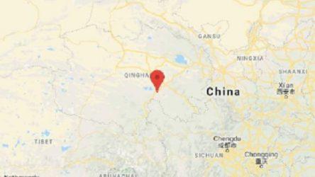 Çin'de 7.3 büyüklüğünde deprem