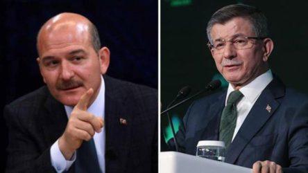 Davutoğlu Soylu'nun konuşmasını değerlendirdi: Burası kurtlar sofrası