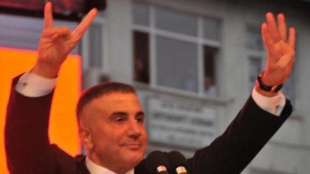 13 barodan Sedat Peker'in iddialarına ilişkin ortak çağrı