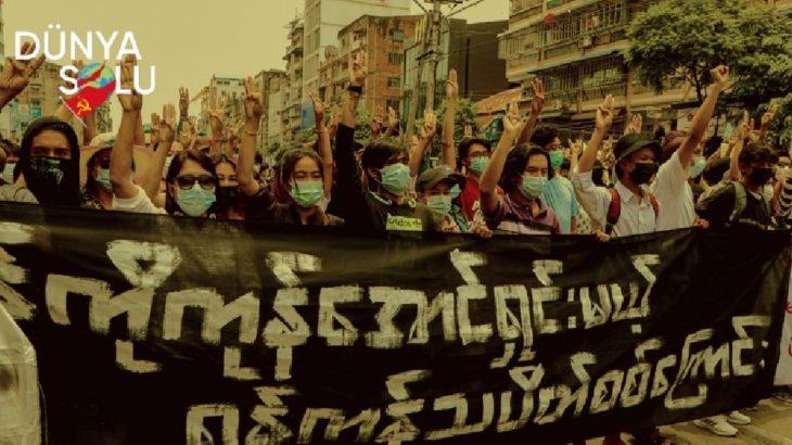 DÜNYA SOLU | Myanmar'ın komünistleri askeri darbe hakkında ne diyor?