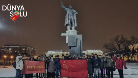 DÜNYA SOLU | Rusya Komünist İşçi Partisi (RKİP - SBKP) XII. (XXII.) Kongresi