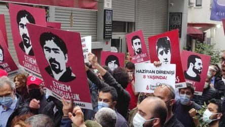 Taksim'de Gezi Direnişi anmasına polis engeli