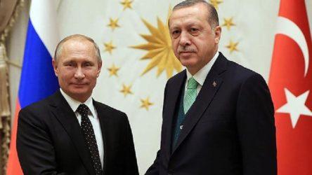 Erdoğan ve Putin görüşmesinin ardından ilk açıklamalar yapıldı