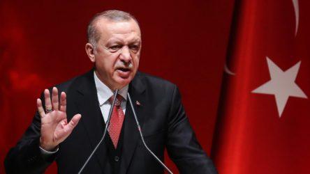 Erdoğan: Biden'e