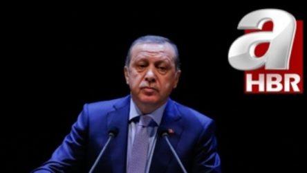 VİDEO | A Haber'e canlı yayında 'Yalancı A Haber' protestosu