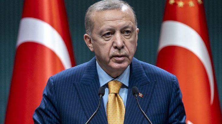 Erdoğan'dan yeni anayasa açıklaması: Ülkemizi, geleceğe güvenle bakabileceği yeni sivil anayasasına kavuşturacağız