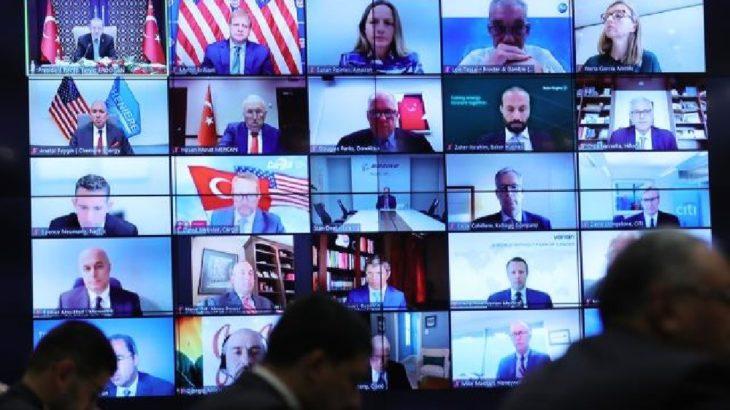 Erdoğan'ın görüştüğü ABD'li 26 şirket belli oldu
