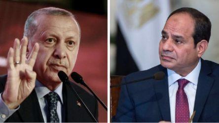 Mısır'la 'normalleşme': Dışişleri heyeti Kahire'ye gidiyor