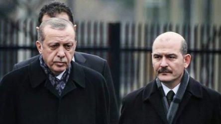 Soylu Danıştay'a baskı kurdu üyeler, Erdoğan'a Soylu'yu şikayet ettiler