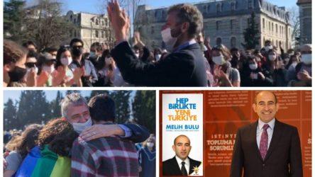 Boğaziçi'nde Melih Bulu karşıtı eylemlere destek veren akademisyenin ders vermesi rektörlük tarafından engellendi!