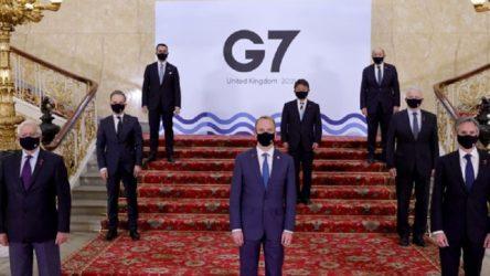 G7 toplantısına katılan Hindistan yetkililerinin test sonucu pozitif çıktı
