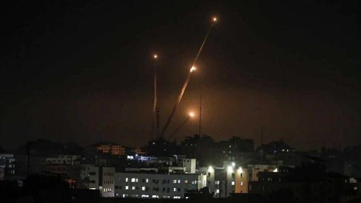 İşgalci İsrail Gazze'ye karadan saldırı başlattı