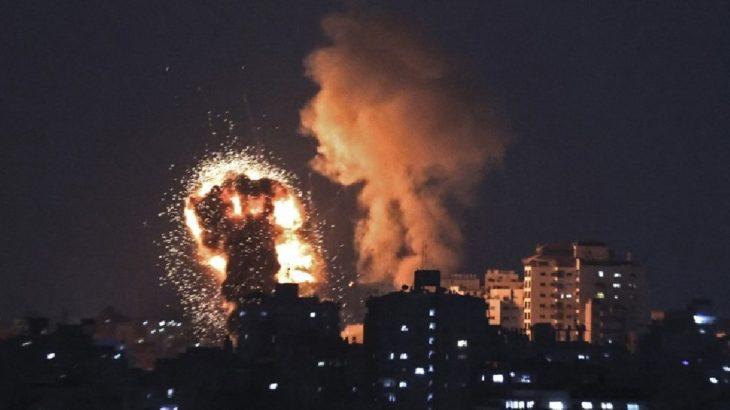 İsrail saldırılarında ölenlerin sayısı 145'e yükseldi