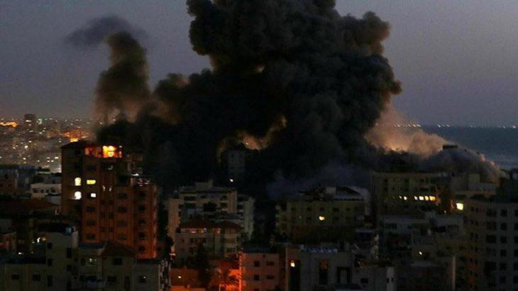 İsrail'in Gazze saldırılarında hayatını kaybedenlerin sayısı 87'ye yükseldi