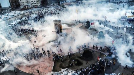 Gezi Davası'nda mahkeme kararını açıkladı