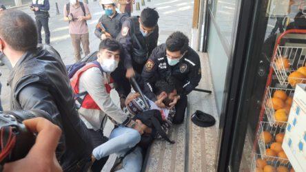 İstanbul'da 1 Mayıs gözaltıları: 200'ü aştı!