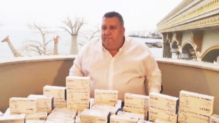 KKTC eski Başbakanı, Falyalı hakkında: Beni ve ailemi tehdit etti, ona dokunamıyor, soruşturamıyorlar