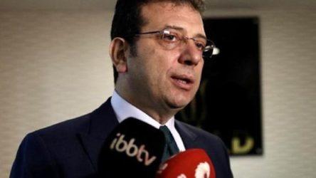İçişleri Bakanlığı: İmamoğlu HDP'li belediye başkanlarını ziyaret ederek suçluyu övdü