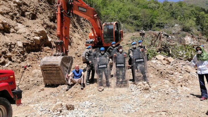 Cengiz'in 'bayramı': İkizdere'de katliam bugün de devam etti
