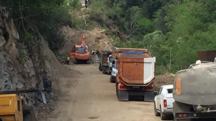 Cengiz'in taş ocağı çalışmaları köylüleri susuz bıraktı!