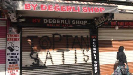 Erdoğan'ın 'helallik' istediği bir esnaf daha intihar etti!