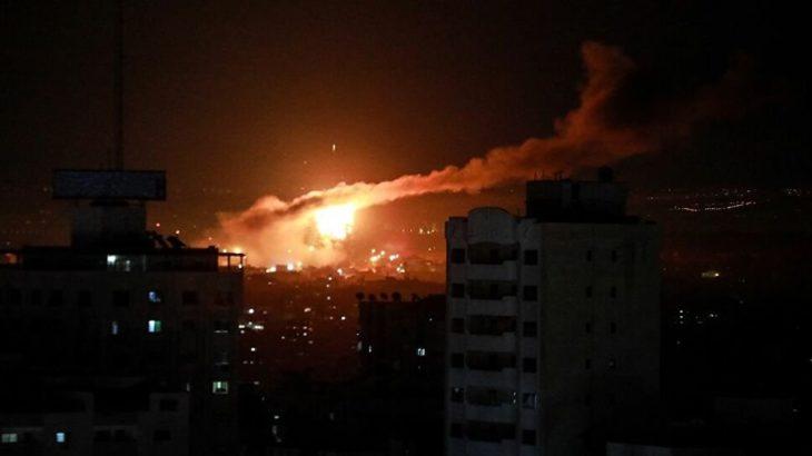 İsrail'in Gazze'ye saldırılarında ölü sayısı 103'e yükseldi