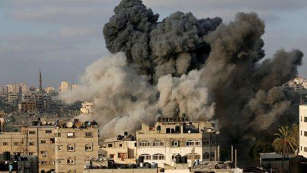 İsrail Savunma Bakanı Gantz: Bu sadece başlangıç
