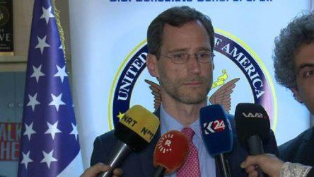 ABD'den Rojava'ya 'destek' ziyareti