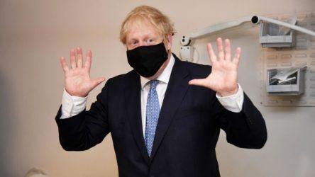 Johnson'ın, 'Tam kapanmadansa cesetlerin yığılmasını yeğlerim' dediği doğrulandı