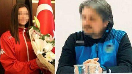 18 yaşındaki sporcu antrenörü tarafından cinsel saldırıya uğradı!