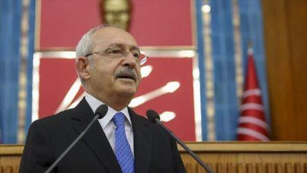 CHP Genel Başkanı Kılıçdaroğlu partisinin grup toplantısında gündeme dair açıklamalarda bulundu