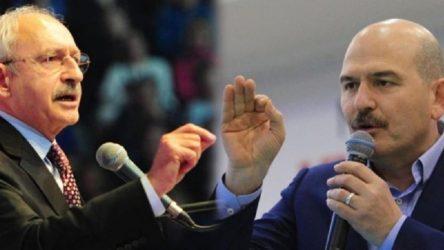 Kemal Kılıçdaroğlu, Süleyman Soylu'ya 10 kuruşluk dava açtı