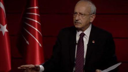 Kılıçdaroğlu: Anlaşılan Erdoğan bir yere tarifeli uçakla gitmeyi, metroya, trene binmeyi korkunç bir şey gibi görüyorsun
