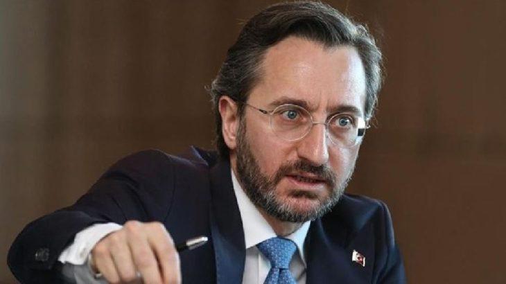 Danıştay, Erdoğan'ın İletişim Başkanı Fahrettin Altun'dan savunma istedi