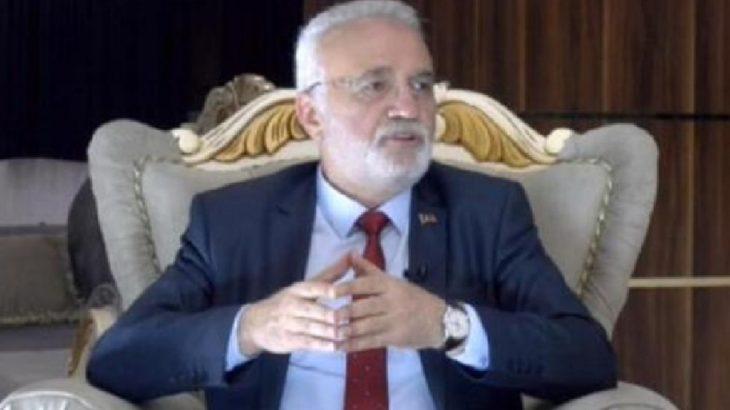 AKP'li Elitaş 'lebaleb' kongreleri,