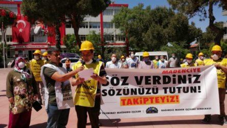 Soylu'nun 'söz verdiği' Somalı madenciler: Bizi oyalamayın. Hakkımızı verin!