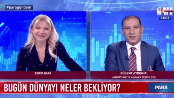 MHP hedef gösterdi, Habertürk Ankara Temsilcisini görevden aldı
