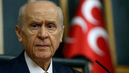 MHP'den dikkat çeken 'tek başına iktidar' mesajı