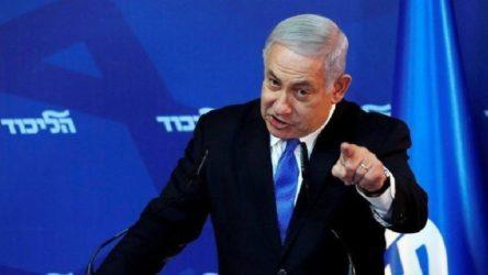 Netanyahu başbakanlık ofisini terk etmeden önce bazı belgeleri imha etti