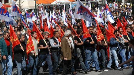 PAME Türkiye'deki işçilerin ve sendikacıların tutuklanmasını kınadı
