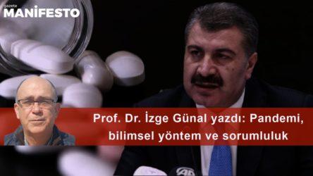 Pandemi, bilimsel yöntem ve sorumluluk