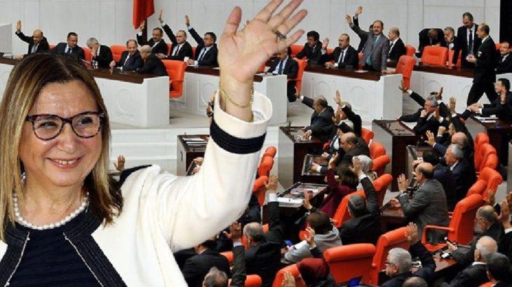 'Ruhsar Pekcan'ın dezenfektan satışı araştırılsın' önergesi AKP ve MHP oylarıyla reddedildi