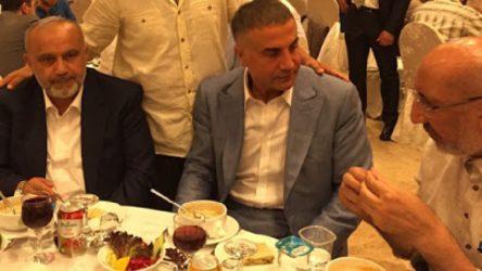 Dilipak: Sedat Peker, Erdoğan ve Soylu ile görüşmüş