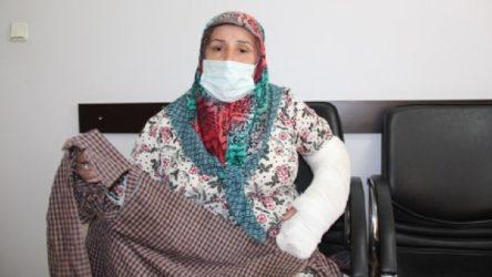 Soylu 'işkence tespiti yok' demişti: 55 yaşındaki kadının polis tarafından darp edilerek kolunun kırılması Meclis gündeminde