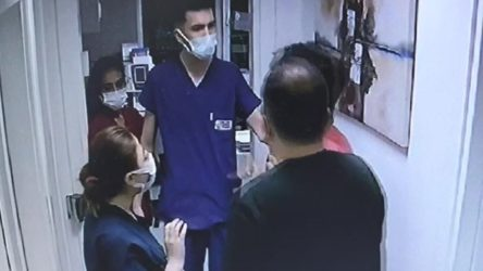 Kocaeli'de hemşire ve doktora saldırı