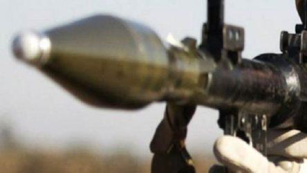 Sınırda roketli saldırı: 1 polis hayatını kaybetti