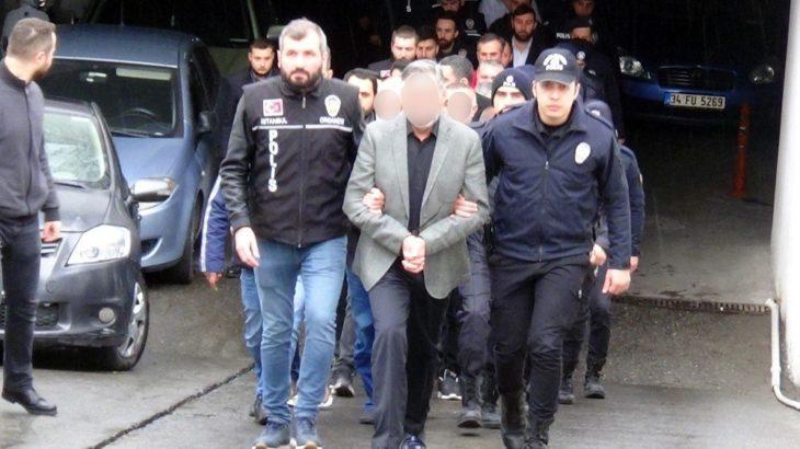 Sarallar çetesinin duruşmasında 4 tutuklama kararı