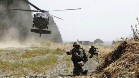 Savunma Bakanlığı: Pençe-Yıldırım Harekatı kapsamında bir askerimiz şehit oldu